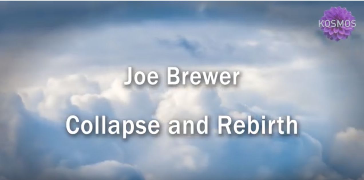 Joe Brewer – Collapse and Rebirth