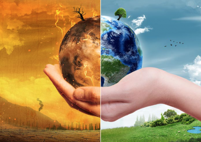 Climate Change from the Inside Out: Shock. Grief. Respond. Relief. Repeat – Vicki Robin