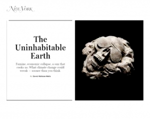 Uninhabitable Earth (Audio Version)