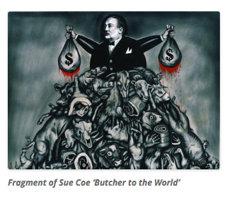 The Global Elite is Insane – Robert J Burrowes