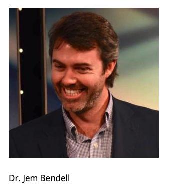 Deep Adaptation – Jem Bendell