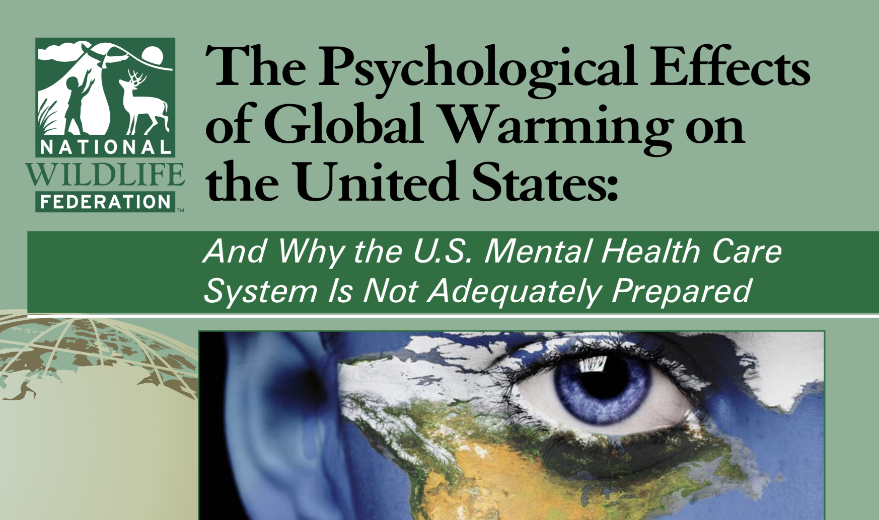 The Psychological Effects of Global Warming on the USA – NWF