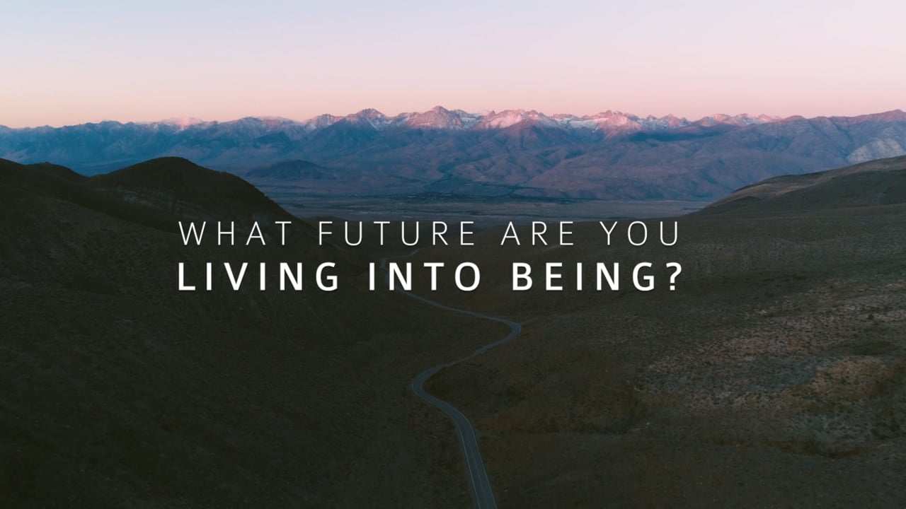 Living Into Being – Joe Brewer – Katie Teague video.