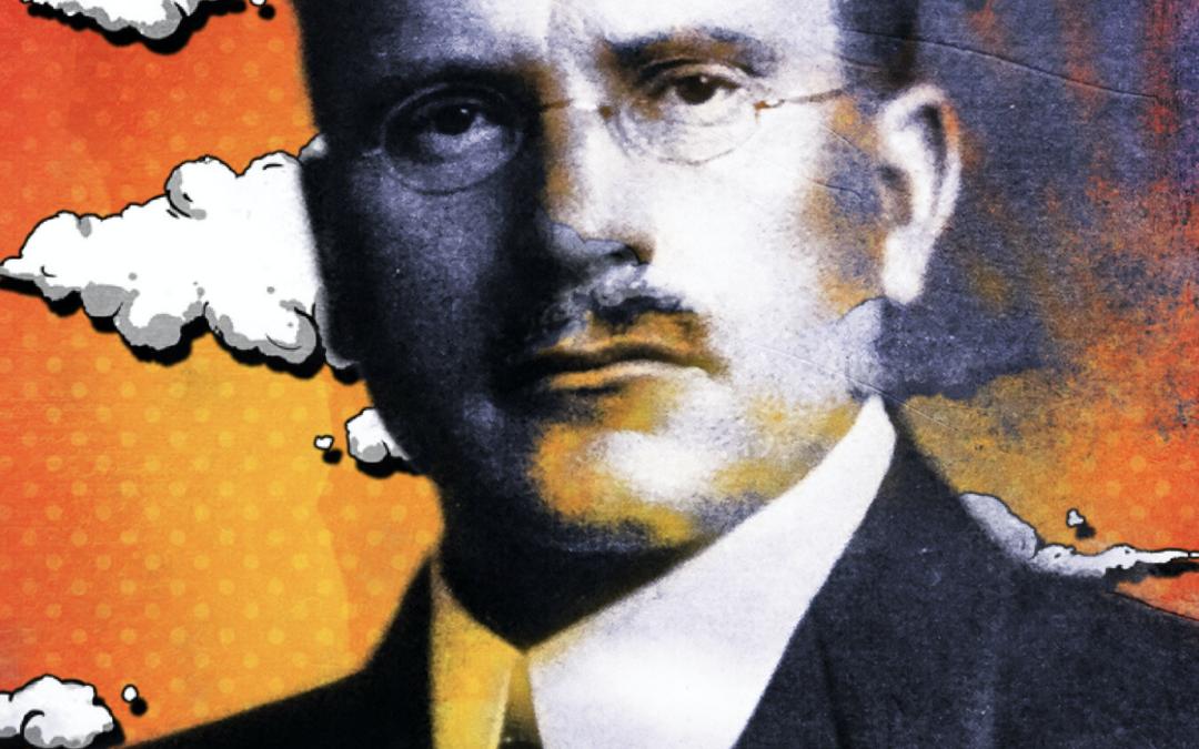 Jung's Imagination for Evil. Paul Levy